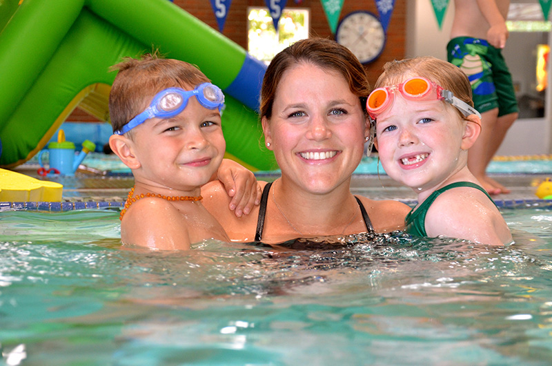 Hubbard Family Swim School Locations